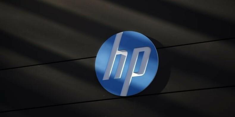 Baisse du CA de Hewlett-Packard, faibles ventes aux entreprises