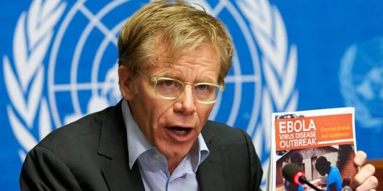 L'OMS parle pour l'épidémie d'Ebola de crise sans précédent