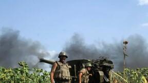Un avion ukrainien abattu par les séparatistes près de Louhansk