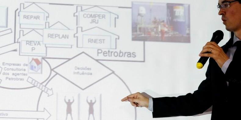 Inculpations pour corruption dans l'affaire Petrobras au Brésil