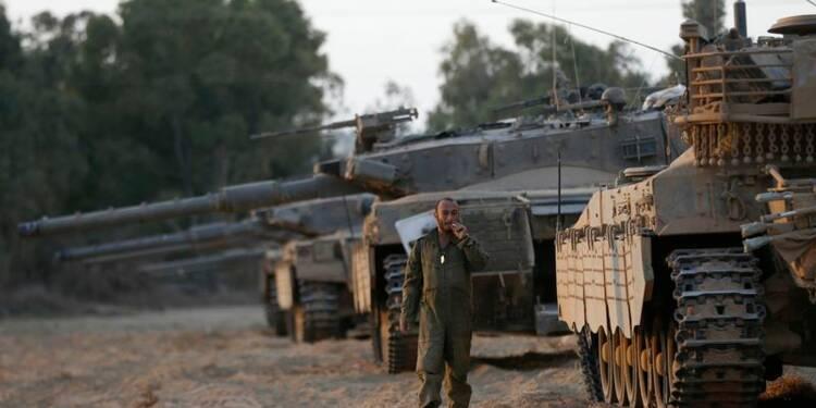 La trêve entre en vigueur à Gaza après des tirs du Hamas
