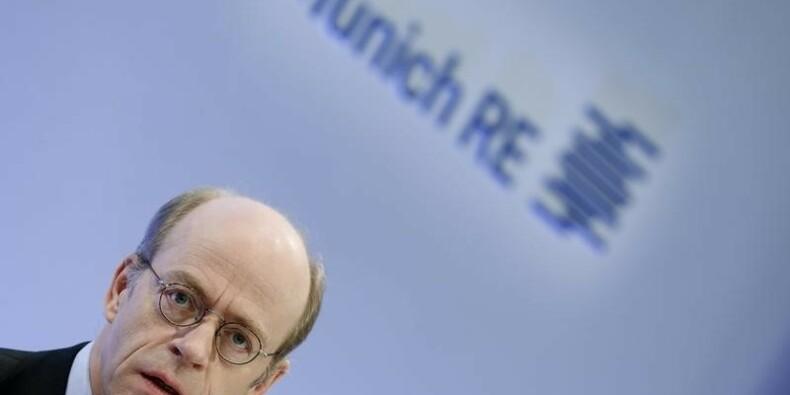 Munich Re confirme son objectif 2014 de bénéfice net