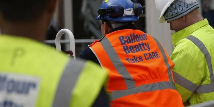 Balfour Beatty et Carillion discuteraient à nouveau d'une fusion