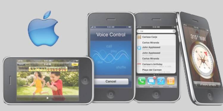 Apple lance une montre et deux iPhone pour reprendre la main