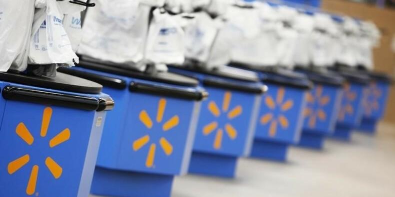 Wal-Mart réduit sa prévision de bénéfice annuel