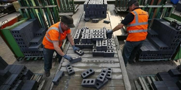 La production industrielle britannique déçoit en novembre