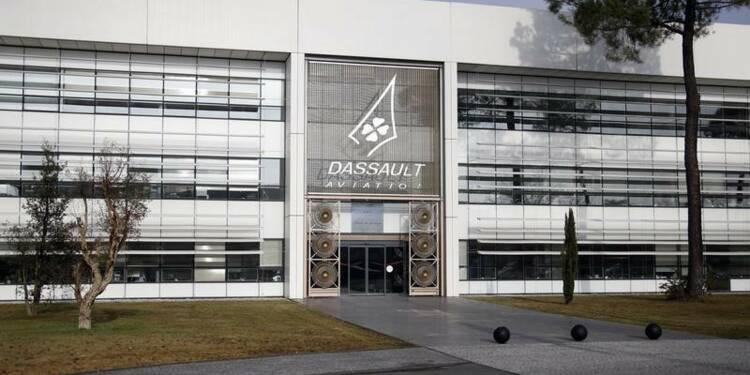 Dassault Aviation propose de racheter 10% de ses actions