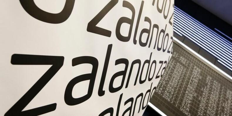 Zalando termine sa 1ère séance en Bourse au prix d'introduction