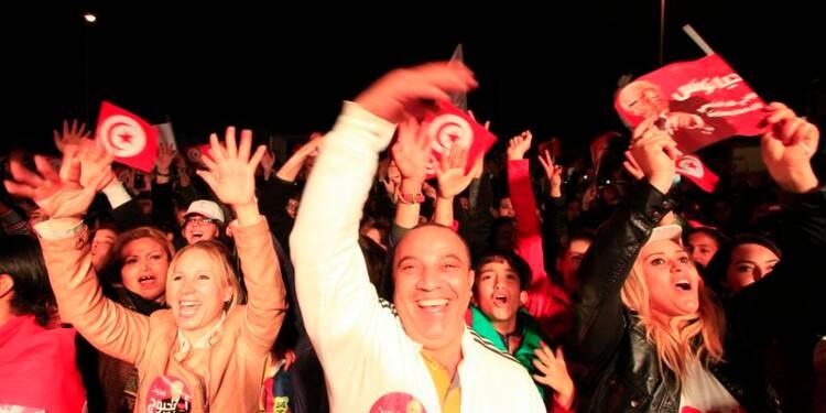 Béji Caïd Essebsi revendique la victoire en Tunisie