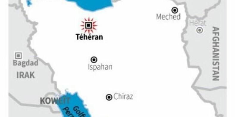 Crash d'un avion à Téhéran, au moins 38 morts