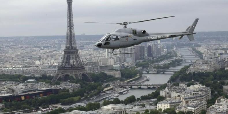 La France a déjoué des projets d'attentat, dit Manuel Valls