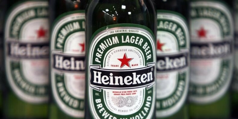 Heineken confirme le rejet d'une offre de SABMiller