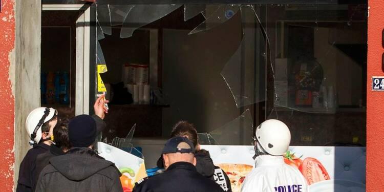 Tirs et explosion près de mosquées au Mans et dans le Rhône