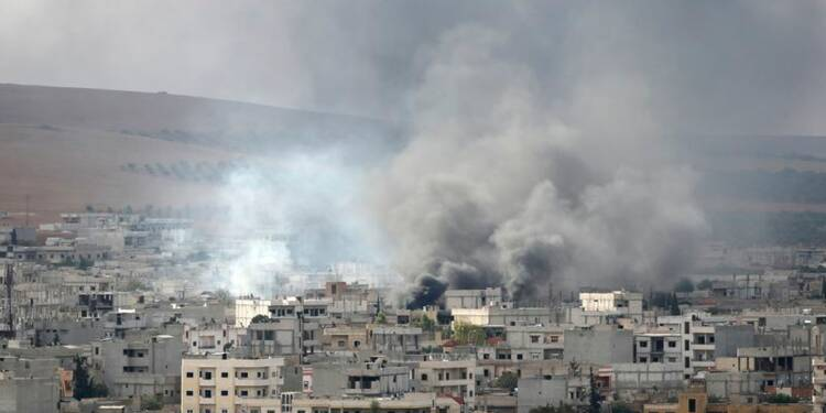 "Ankara juge ""irréaliste"" un corridor pour ravitailler Kobani"