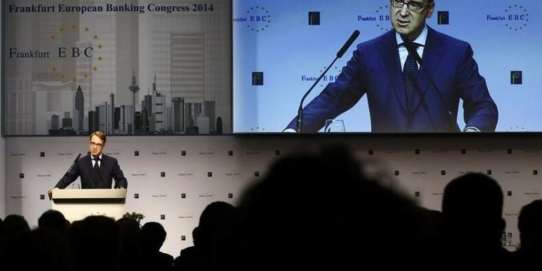 La Bundesbank tente de limiter l'ampleur d'un QE de la BCE