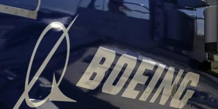 Boeing annonce un bénéfice trimestriel meilleur que prévu