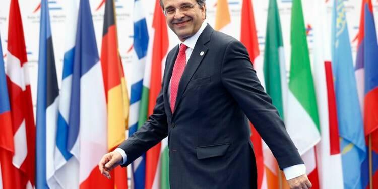 Le Premier ministre grec se dit serein face aux marchés