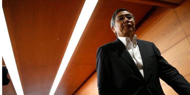 La Banque du Japon reste confiante, maintient son soutien