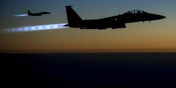 Un djihadiste français visé par un raid américain en Syrie