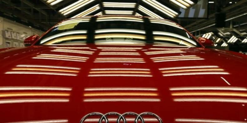 Audi pourrait vendre deux millions de voitures avant l'échéance