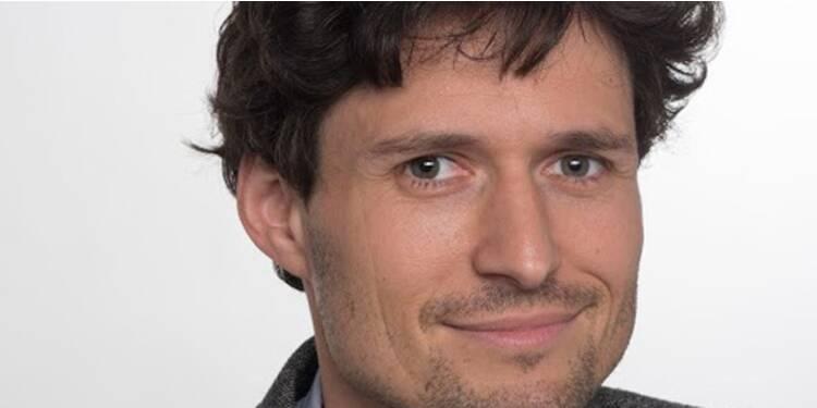Loïc Lecerf : Il scanne les visages en temps réel