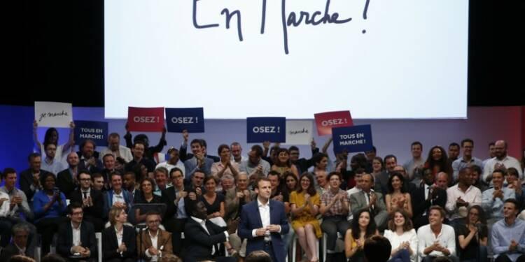 La République en marche va dévoiler 450 à 500 candidats