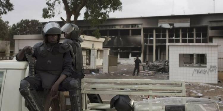 L'armée du Burkina Faso soutient Zida pour diriger la transition