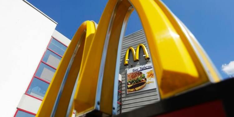 Quatre McDonald's fermés à Moscou pour raison sanitaire