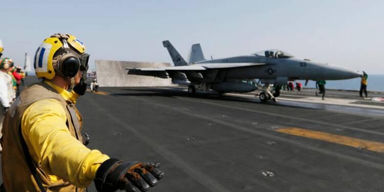 Les Kurdes avancent vers Mossoul avec l'appui de frappes US