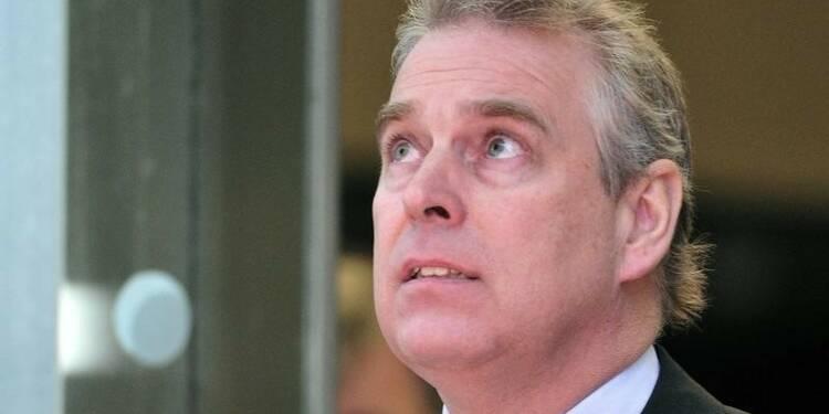 Le prince Andrew rejette des accusations d'abus sexuels