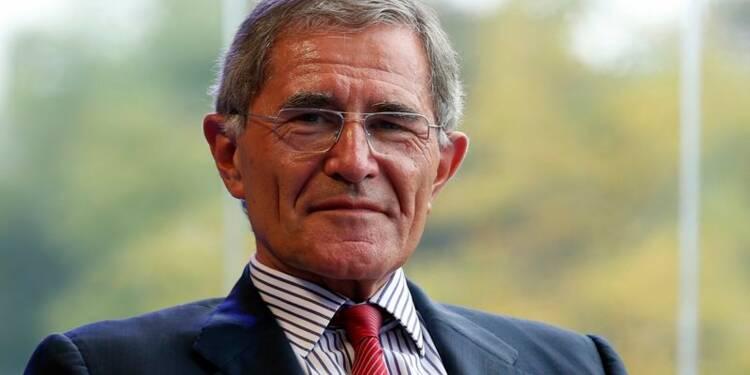 Le PDG de GDF Suez n'attend pas de coupure du gaz russe