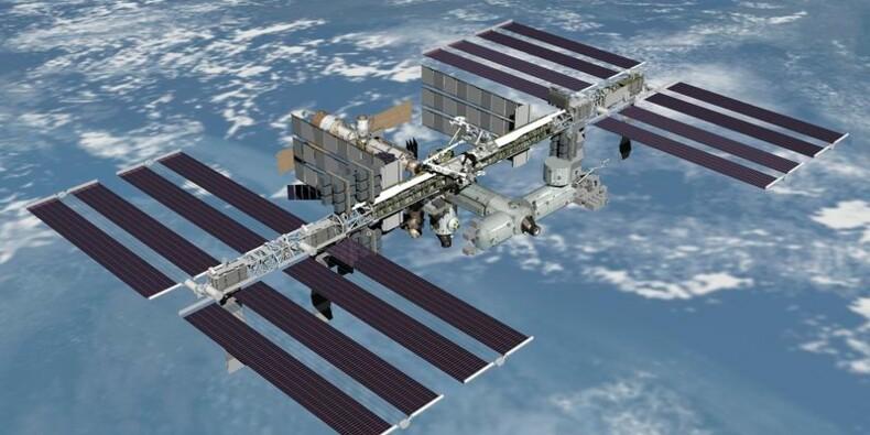 Fuite à bord de la Station spatiale internationale (ISS)