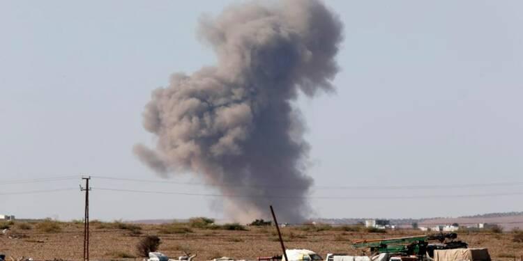 La ville syrienne de Kobani serait sur le point de tomber