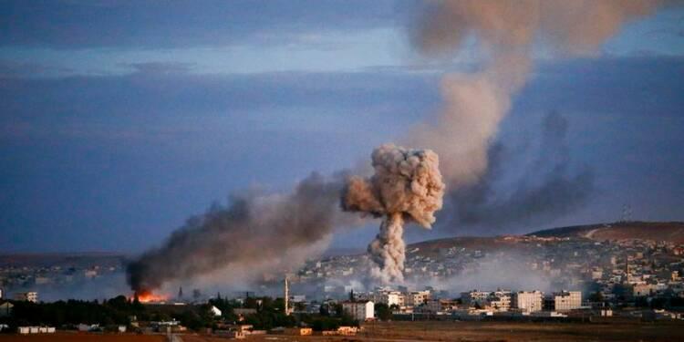 Largages américains et promesse turque pour Kobani