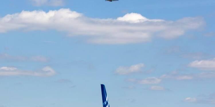 Rafale de commandes pour le nouvel A330neo d'Airbus