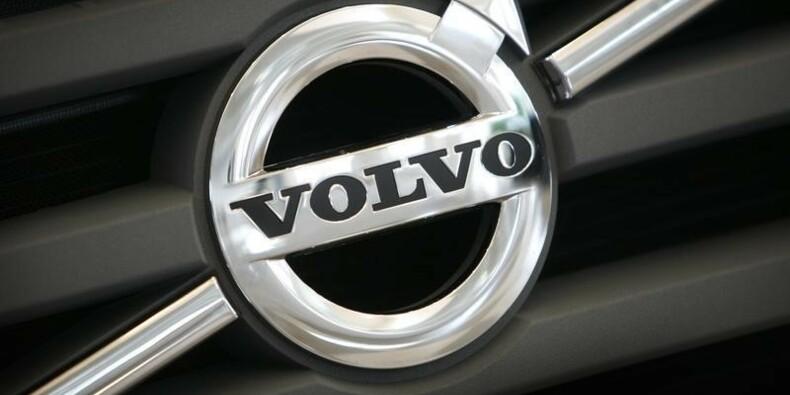 Volvo fait moins bien que prévu au 4e trimestre