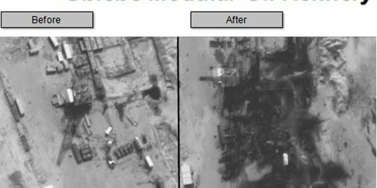 Frappes aériennes en Irak et Syrie, crainte d'attentats