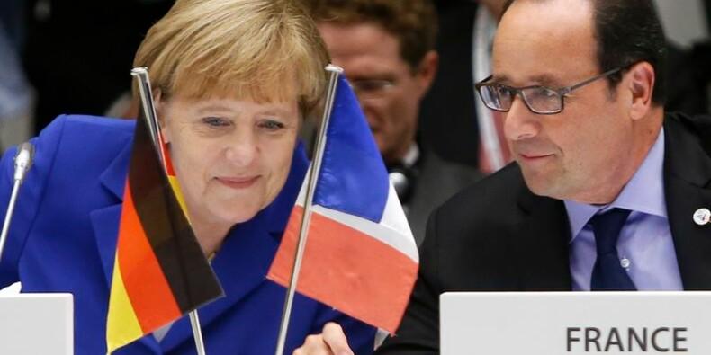 Hollande met l'Europe en garde face à la nervosité des marchés
