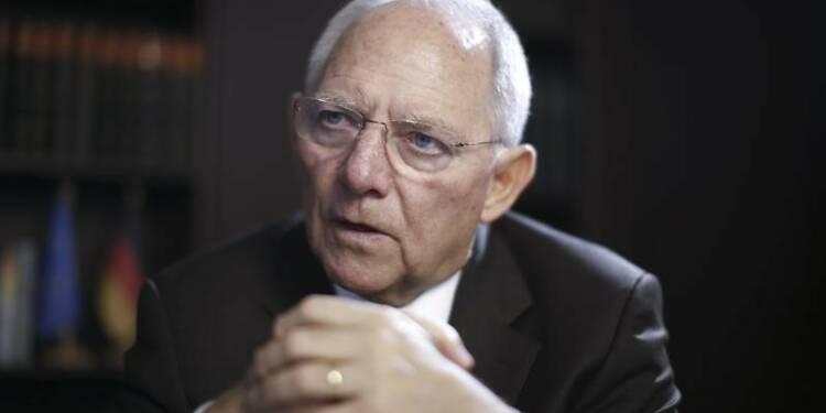 Schäuble s'inquiète d'une hostilité à l'euro en Allemagne