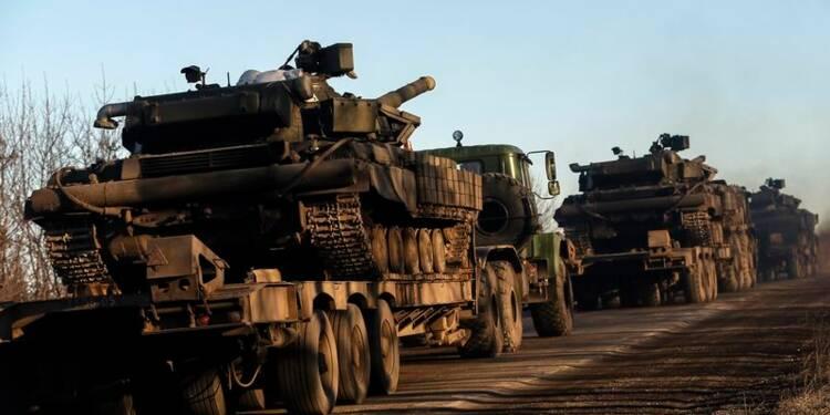 """Les """"quatre"""" veulent renforcer la mission de l'OSCE en Ukraine"""
