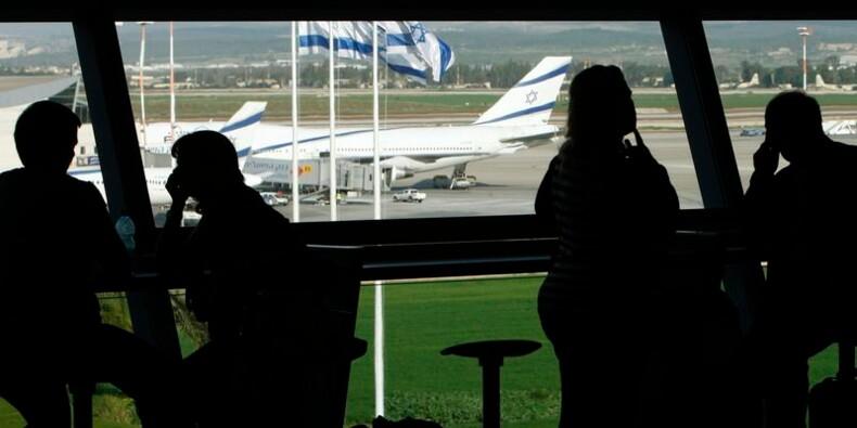 Plusieurs compagnies suspendent leurs vols vers Tel Aviv