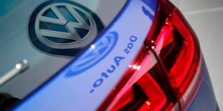 Volkswagen prévoit d'investir 85,6 milliards d'euros dans les 5 prochaines années