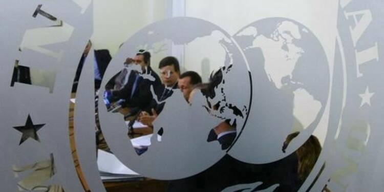 Le FMI dit que la refonte des banques pourrait freiner la reprise