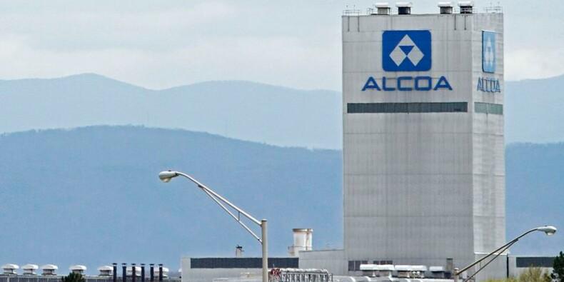 Alcoa affiche un bénéfice en hausse au 3e trimestre