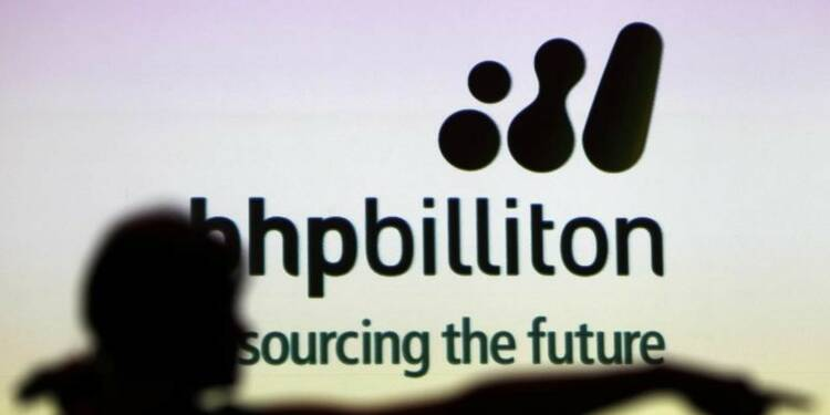 BHP Billiton dépasse de 4% son objectif de production ...