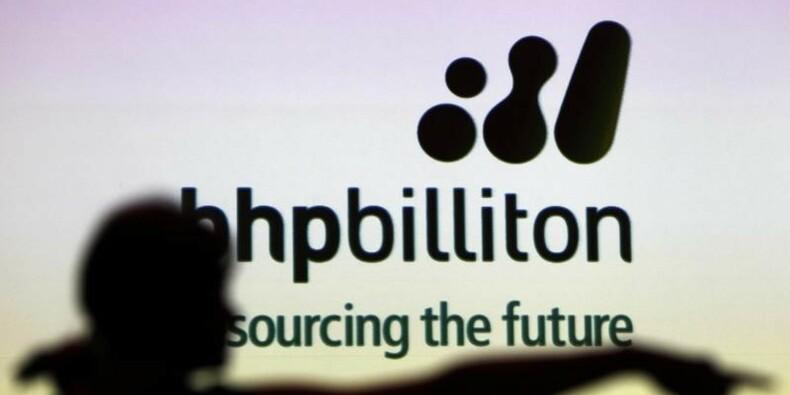 BHP Billiton dépasse de 4% son objectif de production annuelle