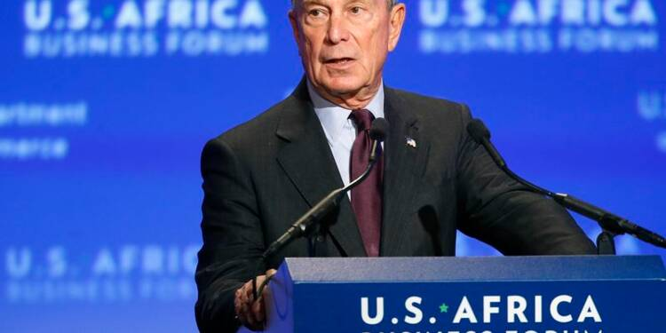 Michael Bloomberg de retour à la tête de Bloomberg LP