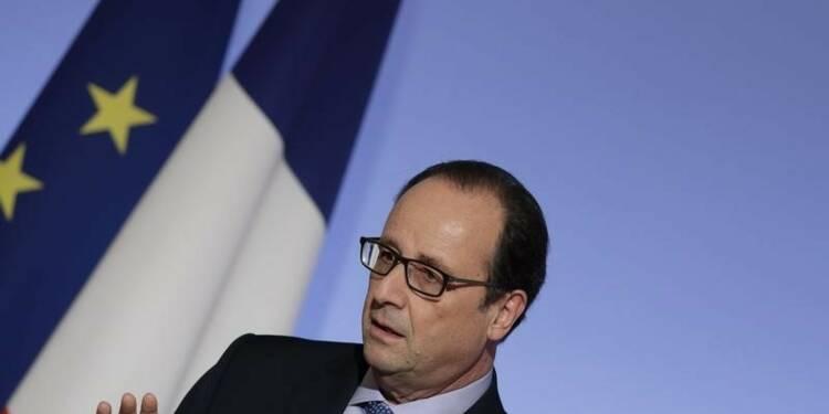 La cote de François Hollande atteint un nouveau plus bas à 12%