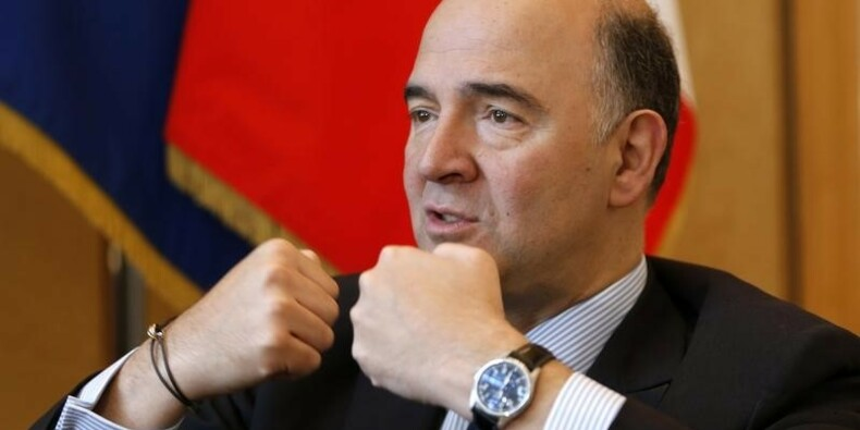 Hollande confirme la candidature de Moscovici à la Commission