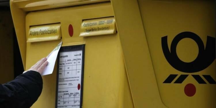 Deutsche Post fait mieux que prévu au 2e trimestre